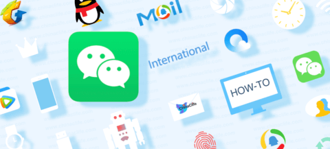 register WeChat account with mobile phone, register WeChat 2019, sign up WeChat 2019