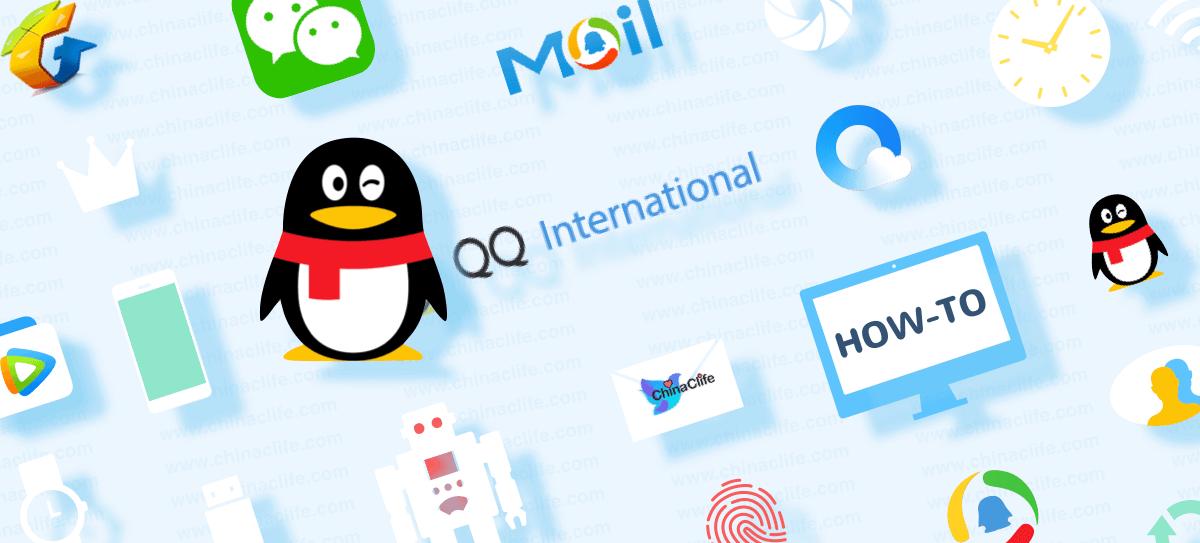 how to register a QQ International account 2019, sign up QQ 2019, register QQ account 2020