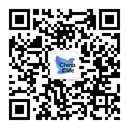 China Clife WeChat Official Account with QR Code