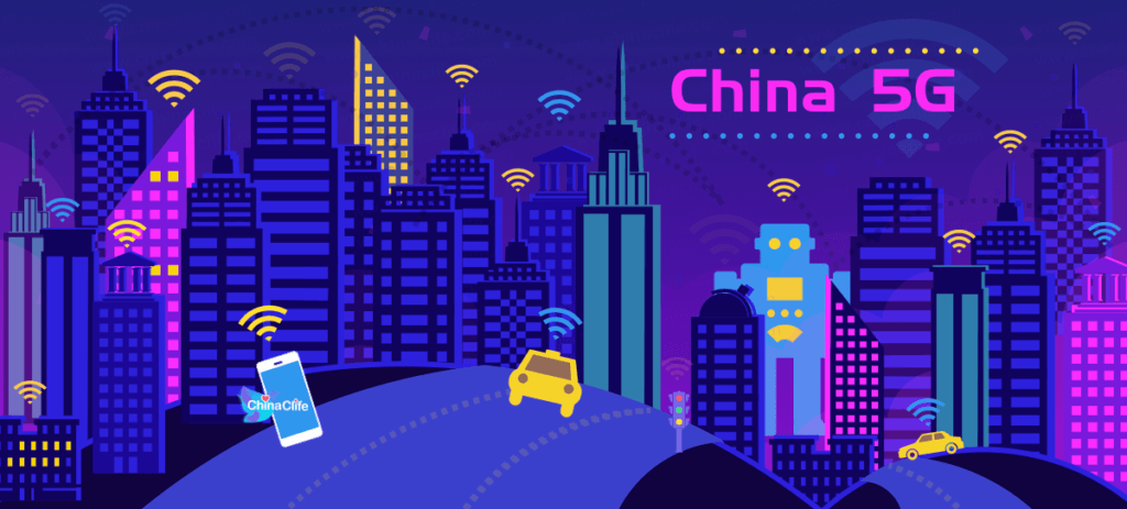 China 5G Commercial Era, China 5G Era, China 5G Technologies