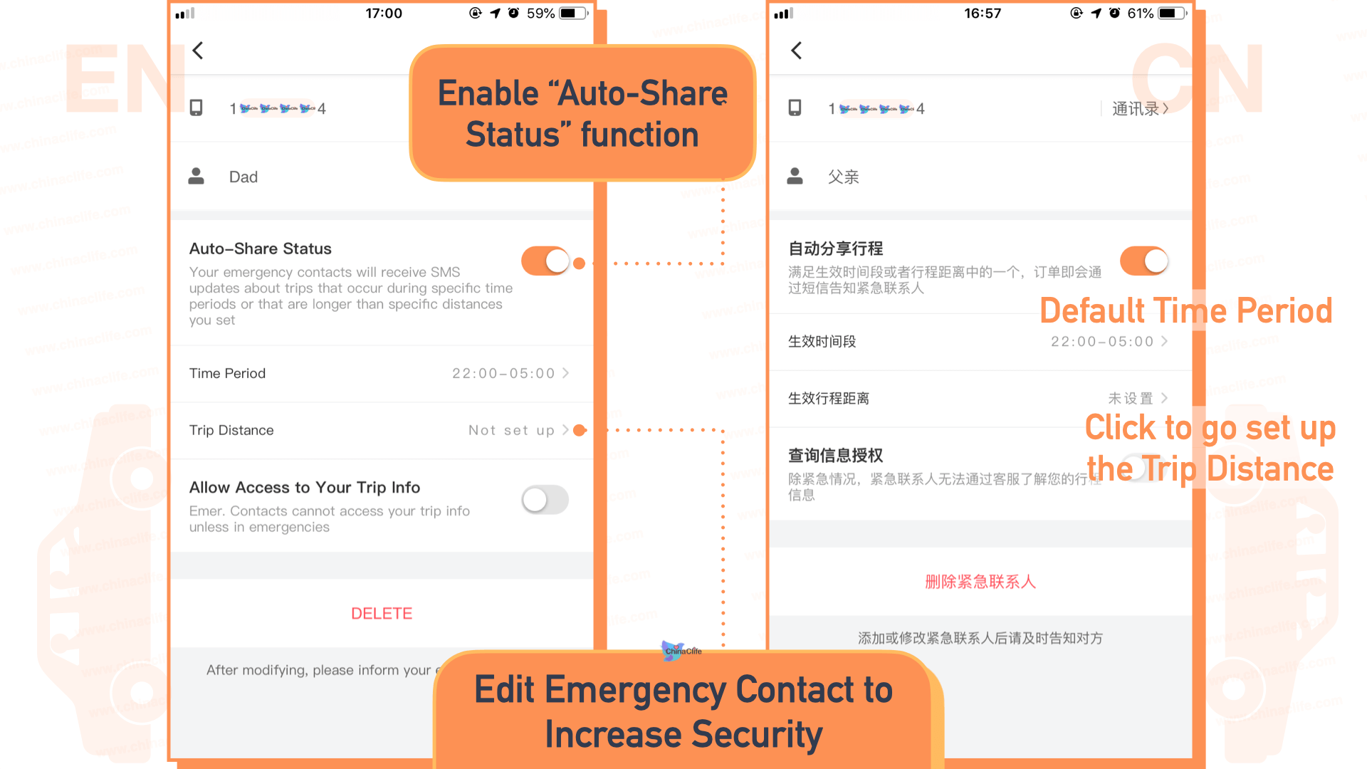 Learn How to Use DiDi More Safely to Hail a Ride in China Cities, Especially for Overseas Females/Expats/Tourists.