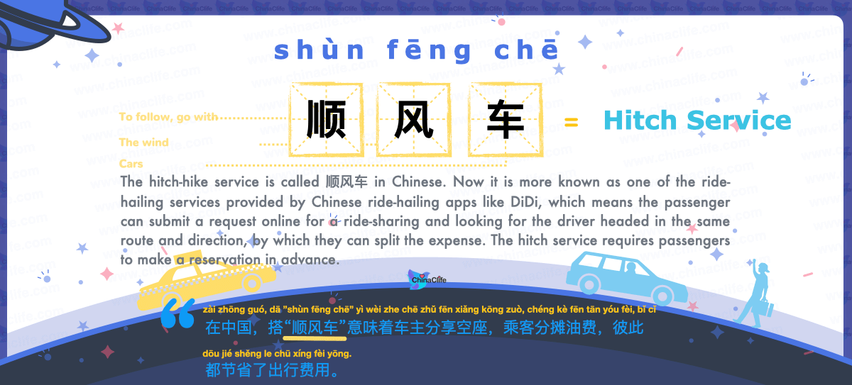 Learn How to Say Hitch Service in Chinese