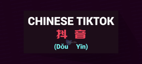 Chinese Word for TikTok and Stories