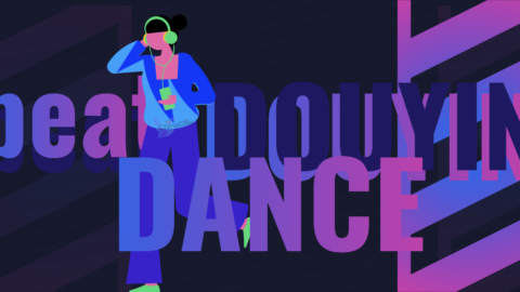 A New Viral Chinese TikTok Rap Beat Dance Video Trending on China TikTok Douyin App: Rap Wuhu Beat Dance